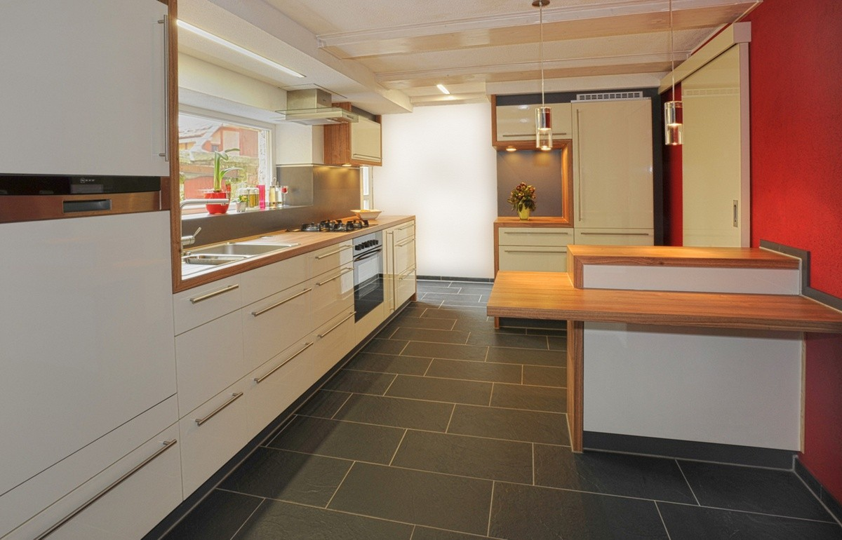 Küchenkonzept, Kreativkopf Freiburg, Entwurf, Visualisierung, Realisierung