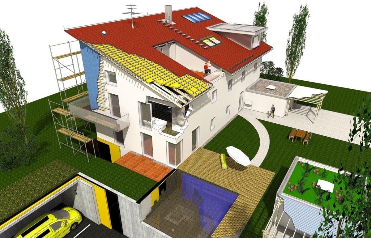 CAD-Zeichnung, Kreativkopf Freiburg